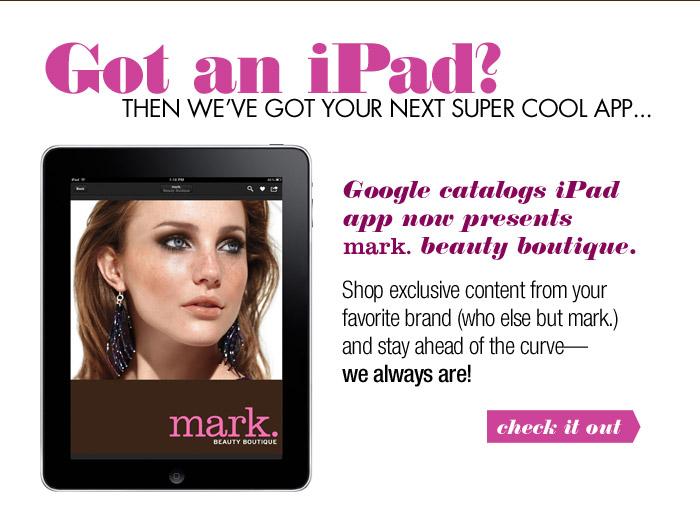 Got an iPad? Then we've got your next super cool app...