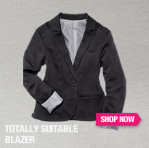 Totally Suitable Blazer