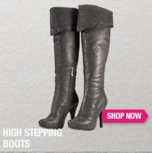 High Stepping Boots
