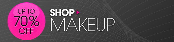 Up to 70% off Makeup