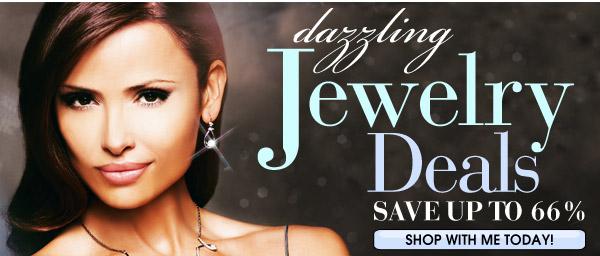 Dazzling Jewelry Deals