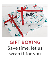 Gift Boxing | Save time, let us wrap it for you.