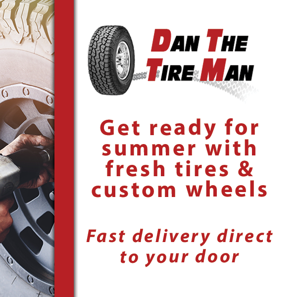 Shop Dan the Tire Man