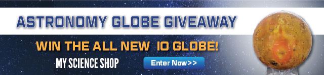 Io Globe Giveaway