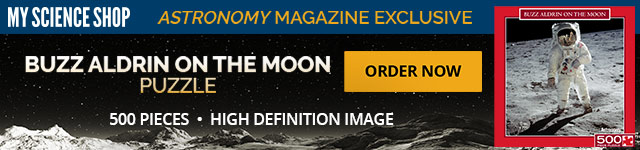 Buzz Aldrin on the Moon Puzzle