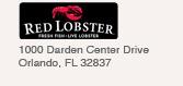 Red Lobster | 1000 Darden Center Drive | Orlando, FL 32837