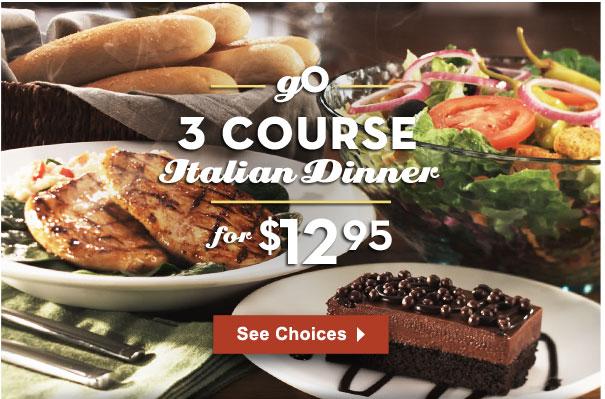 olive garden specials - Olive Garden Lunch Specials