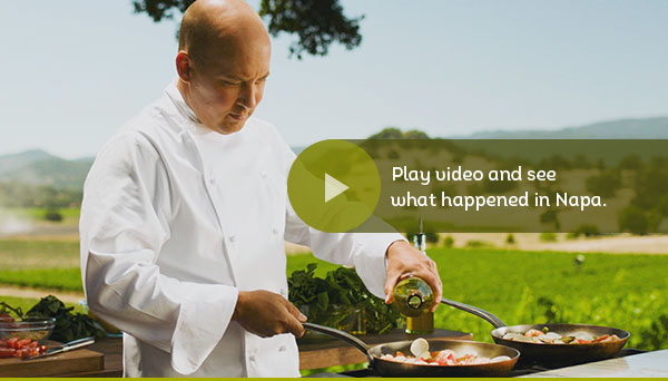 Play video and see what happened in Napa.