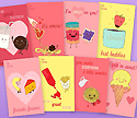 Better Together Kids Mini Valentine Cards