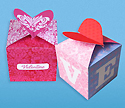 Valentine's Gift Bags and Boxes