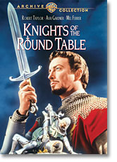KNIGHTS OF THE ROUND TABLE (1953)