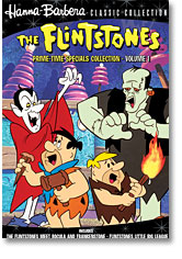 THE FLINTSTONES PRIME TIME SPECIALS COLLECTION VOLUME 1 (1978, 1980)