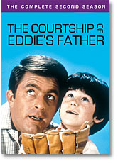 THE COURTSHIP OF EDDIES FATHER: THE COMPLETE SECOND SEASON (1970-71)