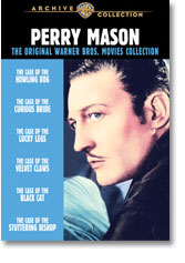 PERRY MASON  THE ORIGINAL WARNER BROS. MOVIE COLLECTION (1934-37)