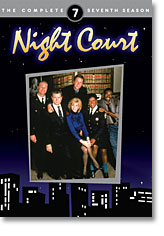NIGHT COURT: THE COMPLETE SEVENTH SEASON (1989-90)