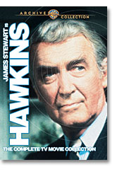 HAWKINS: THE COMPLETE TV-MOVIE COLLECTION (1973-74)