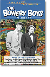 THE BOWERY BOYS COLLECTION, VOLUME TWO (1946-55)
