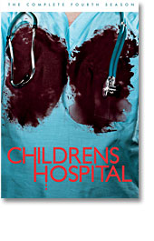 CHILDRENS HOSPITAL: THE COMPLETE FOURTH SEASON (2012)