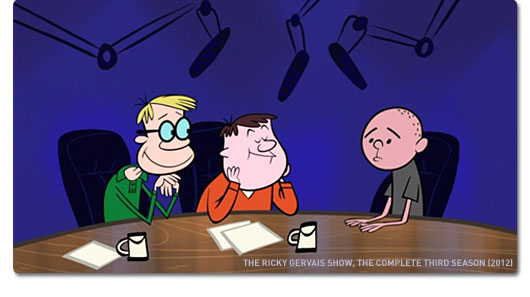 The Ricky Gervais Show, The Complete Third Season (2012)