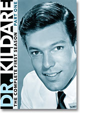 DR. KILDARE: THE COMPLETE FIRST SEASON (1961-1962)