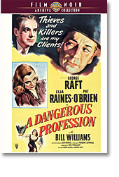 A DANGEROUS PROFESSION (1949)