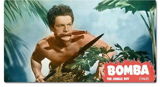 BOMBA THE JUNGLE BOY, VOLUME ONE (1949-51)