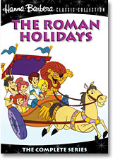 THE ROMAN HOLIDAYS, THE COMPLETE SERIES (1972)