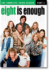 EIGHT IS ENOUGH, THE COMPLETE THIRD SEASON (1978-79)