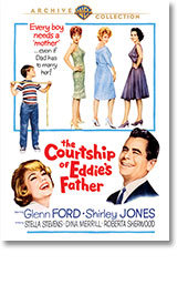 THE COURTSHIP OF EDDIES FATHER (1963)