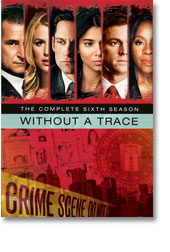 WITHOUT A TRACE: THE COMPLETE SIXTH SEASON (2007-2008)
