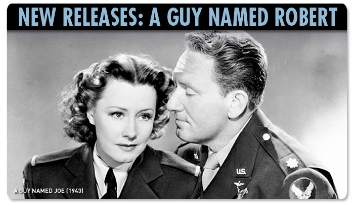 New Releases: A Guy Named Robert