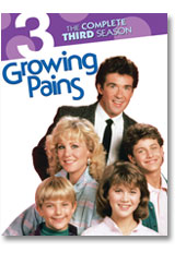 Growing Pains: The Complete Third Season (1987-88)