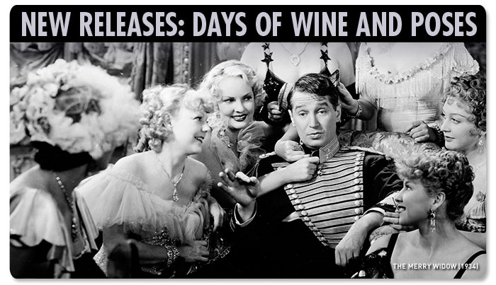 New Releases: Days of Wine and Poses