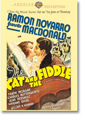 THE CAT & THE FIDDLE (1934)