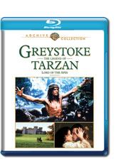 GREYSTOKE: THE LEGEND OF TARZAN (1984)