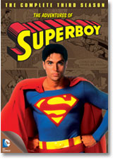 THE ADVENTURES OF SUPERBOY: THE COMPLETE THIRD SEASON (1990-91)
