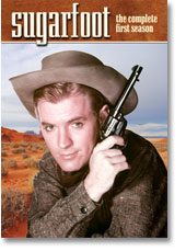 SUGARFOOT: THE COMPLETE FIRST SEASON (1954)