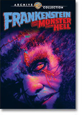 FRANKENSTEIN AND THE MONSTER FROM HELL (1971)