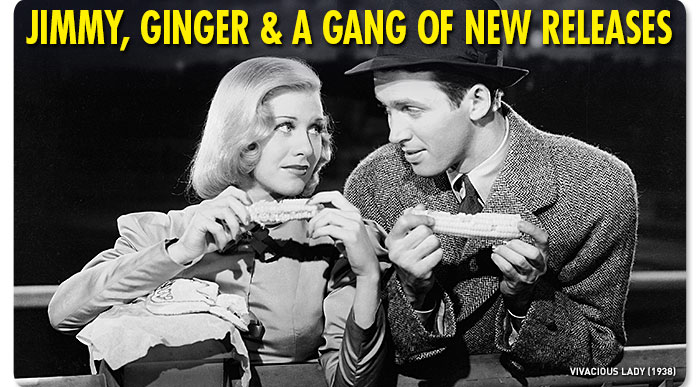 JIMMY, GINGER & A GANG OF NEW RELEASES