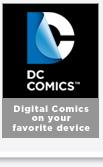 DC Comics - Digital Comics on Your Favorite Device
