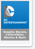 DC Entertainment - Graphic Novels, Collectibles, Movies & More