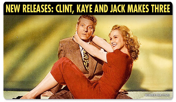 New Releases: Clint, Kaye and Jack Makes Three