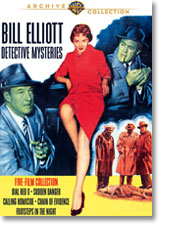 BILL ELLIOTT DETECTIVE MYSTERIES (1955-57)