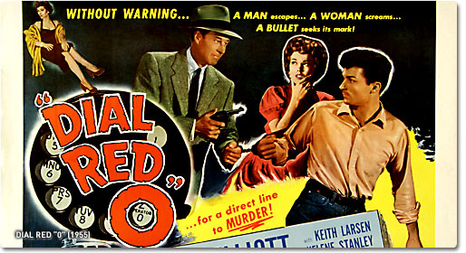 """Dial Red """"0"""" (1955)"""