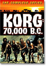 KORG 7,000 B.C. THE COMPLETE SERIES