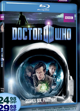 Doctor Who DVD And Blu Ray Release Timed For San Diego Comic Con