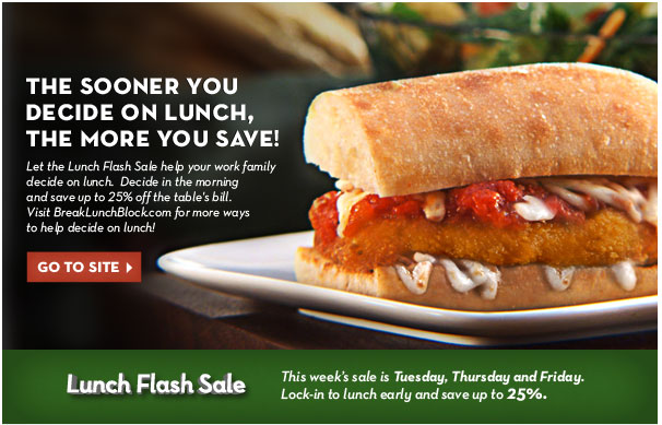 Olive Garden Coupons Aug 2013